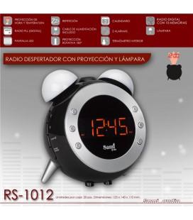 R. Rellotge Proj+Lampara Sami RS-1012