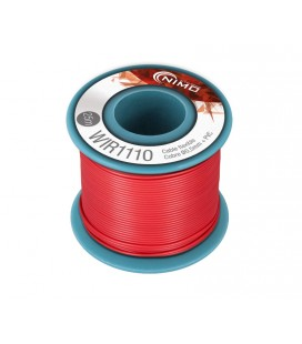 m. cable 0.50mm vermell