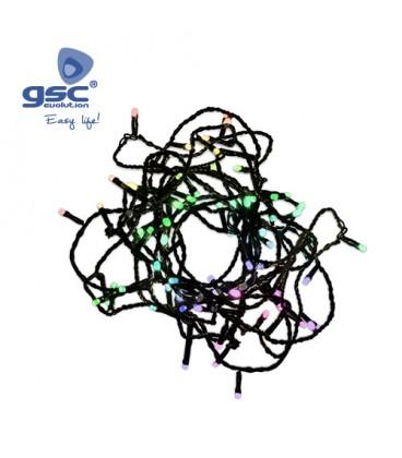 Garl. 50 B. led Mult. color GSC