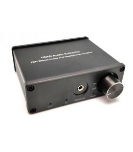 2CH Extractor de audio de HDMI