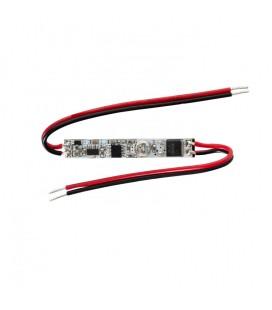 Mini Interruptor Táctil para Tira LED