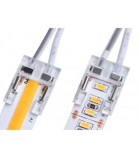 Conector Cable para Tira LED COB 10mm