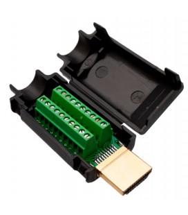HDMI con terminales