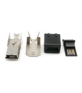5P. MINI USB, MACHO